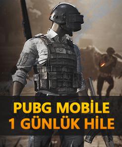 PUBG Mobile Hile 1 Gün
